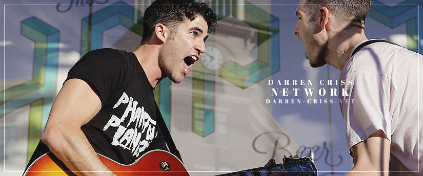 Darren attends and performs at The Hop Jam Beer and Music Festival