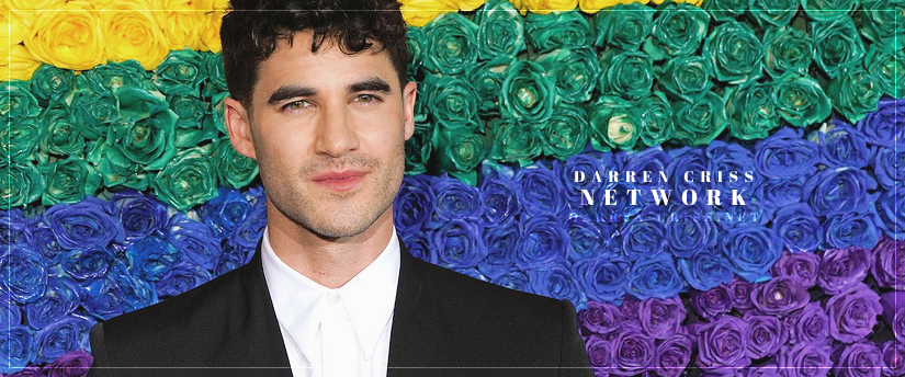 Darren attends the 74rd Annual Tony Awards in New York City